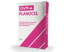 CVR, PLANOCEL Massetto preconfezionato