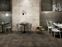 Pavimento/rivestimento in materiali ceramiciPLANT - CERAMICHE REFIN