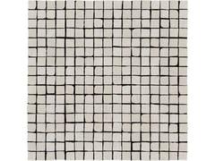 Mosaico in gres porcellanatoPLASTER | Mosaico 1,5x1,5 Butter - MARAZZI GROUP
