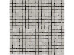 Mosaico in gres porcellanatoPLASTER | Mosaico 1,5x1,5 Grey - MARAZZI GROUP