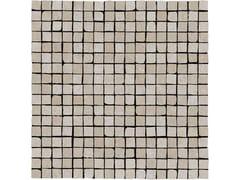 Mosaico in gres porcellanatoPLASTER | Mosaico 1,5x1,5 Sand - MARAZZI GROUP