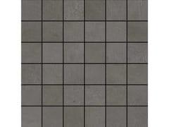 Mosaico in gres porcellanatoPLASTER | Mosaico Anthracite - MARAZZI GROUP