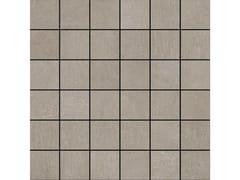 Mosaico in gres porcellanatoPLASTER | Mosaico Taupe - MARAZZI GROUP