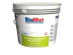 BigMat, RIVESTIMENTO PLASTICO Pittura decorativa acrilica