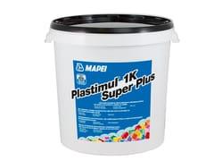 Adesivo bituminoso e butilicoPLASTIMUL 1K SUPER PLUS - MAPEI