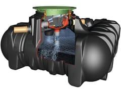 Sistema di recupero acqua piovanaPLATIN 3 - OTTO GRAF