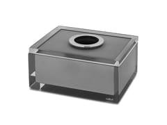Porta fazzoletti in resina PLATINUM GLOSS | Porta fazzoletti - PLATINUM GLOSS