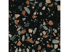 Lastra in gres porcellanatoPLAY DROPS Multiblack - ABK GROUP INDUSTRIE CERAMICHE
