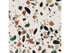 Lastra in gres porcellanatoPLAY DROPS Multiwhite - ABK GROUP INDUSTRIE CERAMICHE