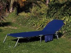 Lettino da giardino pieghevole reclinabile in poliesterePLAYA   Lettino - FERRITALIA