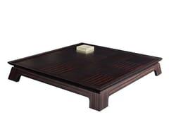 Tavolino quadrato in legno da salotto PLENILUNE | Tavolino quadrato - Night Tales
