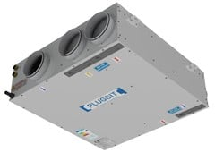 Pluggit, PLUGGIT ADH300/ADH500 Ventilazione meccanica, deumidificazione ed integrazione