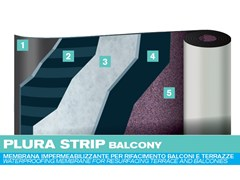 PLURA STRIP BALCONY