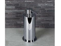 Spandisapone d'appoggioPLUS   Dispenser sapone in ottone - COLOMBO DESIGN
