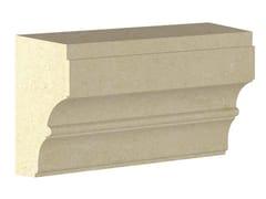 Cornice per facciata in pietra leccesePMF04 | Cornice per facciata - PIMAR
