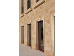 Cornice per facciata in pietra leccesePMF19 | Cornice per facciata - PIMAR