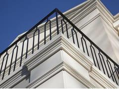 Cornice per facciata in pietra leccesePMF27 | Cornice per facciata - PIMAR