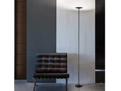 Lampada da terra a LED in acciaioPOE_FL - LINEA LIGHT GROUP
