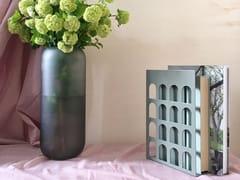 Fermalibri in acciaio verniciatoPOETA - HIRO