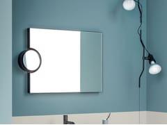 Ceramica Cielo, POLIFEMO Specchio da parete per bagno