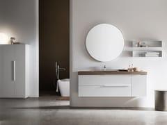 Sistema bagno componibilePOLLOCK - COMPOSIZIONE 64 - ARCOM