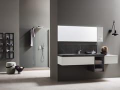 Sistema bagno componibilePOLLOCK - COMPOSIZIONE 67 - ARCOM