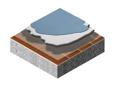 CASALI, POLYROOF Sistema impermeabilizzante autolivellante poliuretanico