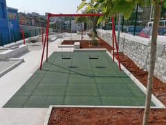 Pavimentazione antitraumaPOLYSHOCK - CODEX