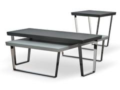 Tavolino rettangolare in MDFPONTE - BODEMA