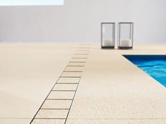 Sistema di drenaggio per piscine e terrazzePOOL DECK - PORCELANOSA GRUPO