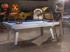 Tavolo da biliardo rettangolare in legno masselloPOP - BILLARDS TOULET