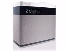 Radio Bluetooth con batteria ricaricabile POP MAXI BT - PURE INTERNATIONAL LIMITED