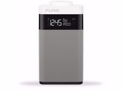 Radio con batteria ricaricabile con svegliaPOP MIDI - PURE INTERNATIONAL LIMITED
