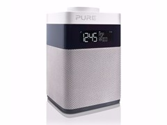 Radio con batteria ricaricabile con sveglia POP MINI - PURE INTERNATIONAL LIMITED