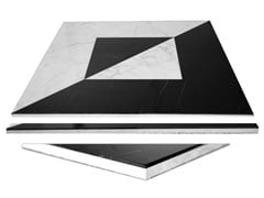 Pavimento/rivestimento in marmoAKDOLAM – PR Porcelain - SILKAR MADENCILIK SAN. VE TIC. A.S