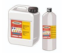 Additivo porogeno liquidoPOROVENT - INDEX