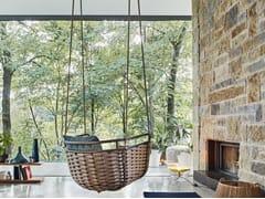 Seduta sospesa in alluminioPORTOFINO | Seduta sospesa - ROBERTI RATTAN