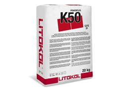 Litokol, POWERFLEX K50 Adesivo cementizio per pavimento