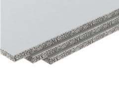 Lastre sandwich armate in fibra di vetro e con agglomerantePOWERPANEL HD - FERMACELL