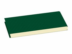 Pannelli coibentati per parete per container abitativiPR2 | Pannelli per conteiner abitativi - MARCEGAGLIA BUILDTECH