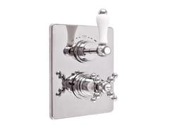 Rubinetto per doccia termostatico PRAGA - PRAGA CRYSTAL  - F8212-PR - Praga - Praga Crystal