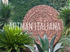 Scultura in pietra ricostruitaARREDI A TEMA PRECOLOMBIANO - ARTMAN ITALIANA