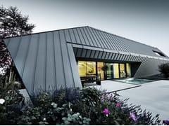 PREFA ITALIA, PREFALZ Nastri preverniciati in alluminio per rivestimenti di tetti