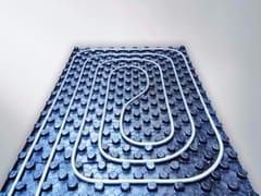 Pannello radiante bugnato a pavimentoPREMIUM - VIESSMANN