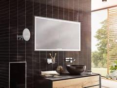 Emco Bad, PRESTIGE 2 Specchio con illuminazione integrata da parete