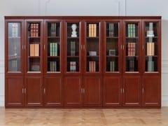 Libreria componibile in fibra di legnoPRESTIGE C601 - ARREDIORG