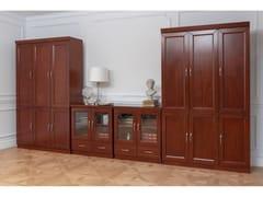 Libreria componibile in fibra di legno con cassettiPRESTIGE C700 - ARREDIORG