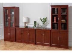 Libreria componibile in fibra di legnoPRESTIGE C701 - ARREDIORG
