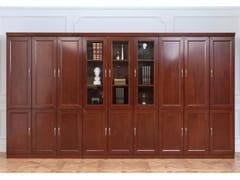 Libreria componibile in fibra di legnoPRESTIGE C702 - ARREDIORG