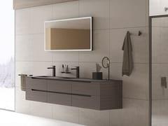 Sistema bagno componibile PRESTIGE - Composizione 1 - Prestige